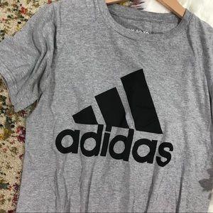 adidas Tops - Adidas • Go To Logo Tee